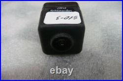 03-10 Bentley GT GTC Flying Spur Rear Backup Reversing Camera 3W0980551A OEM