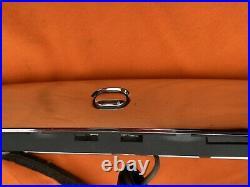 07-13 Infiniti G35 G37 Sedan Trunk Molding Trim Spoiler Chrome OEM 84810 JK600