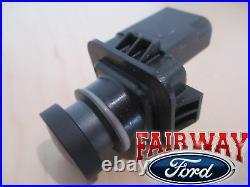 12 thru 14 F-150 OEM Genuine Ford Rear Backup Reverse Parking Tailgate Camera