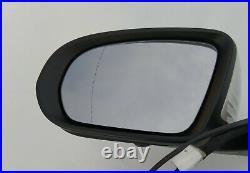 16-20 MERCEDES GLC X253 C253 COMPLETE MIRROR left / WHITE high gloss /camera RHD