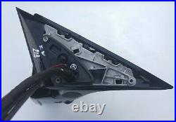 16-21 OEM MERCEDES E W213 COMPLETE MIRROR GRAY left DIM/BLIND SPOT / CAMERA full