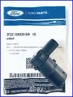 (4) OEM FORD Reverse Backup Parking Assist Rear Sensor Ford 01-2014 3F2Z15K859BA