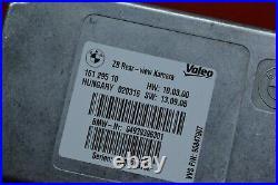 BMW F01 F06 F10 F30 Valeo Rear Back Up Reverse Camera Control Module Unit 27K