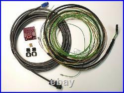 BMW F30 F31 F32 F33 F34 F36 Original reverse backup camera cable set 66212361833