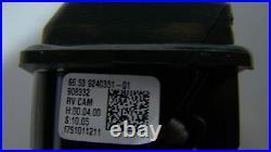 BMW OEM Reversing camera 9240351 Rückfahrkamera F20 F20 LCI F21 F10 F30 F35 F32