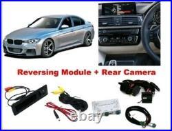 BMW REVERSE CAMERA KIT BACKUP NBT F10 F25 F32 F36 F30 F32 1 3 4 5 x3 SERIES x gt