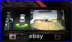 BMW Reversing backup camera retrofit 3AG F15 F30 G30 G01 F25 EVO ID5 /6 entryEVO