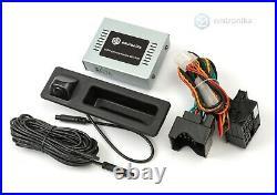BMW Reversing backup camera retrofit 3AG x3 1 3 5 7 F10 F25 F32 F36 F30 F32 NBT