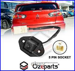 Back Up Rear View Bootlid Reverse Camera For Mitsubishi Lancer CJ Sedan 1215