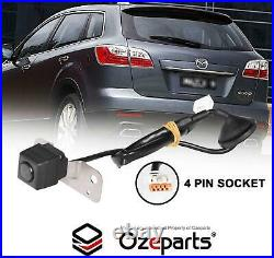 Back Up Rear View Tailgate Reverse Camera For Mazda CX9 TB Series 1 20072009