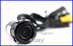 Back-Up Reverse Camera for Spare Mount Fits Jeep Wrangler Rear View Factory Look