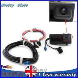 Car Reverse Backup Rear View Camera + Cable Fit For 08-14 VW Passat Jetta Tiguan