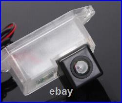 Dasaita Car Reverse Camera for Mitsubishi Lancer EVO Outlander Backup Rear View