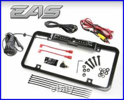 Edge EAS License Plate Frame Back Up Reverse Camera Kit use with CTS / CTS2 98202