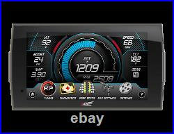 Edge Insight CTS3 OBD2 Digital Gauge Monitor With License Plate Reverse Camera