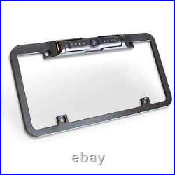 Edge Products Back Up Camera With License Plate Mount For Insight CTS3 Monitor