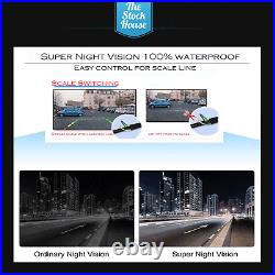 Ford Transit Custom Reversing Camera & 7 Monitor Back Up Brake Light 14 19