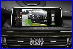 ICAM BMW Reverse backup parking camera retrofit F15 F25 F45 I12 F55 F56 X3 X5