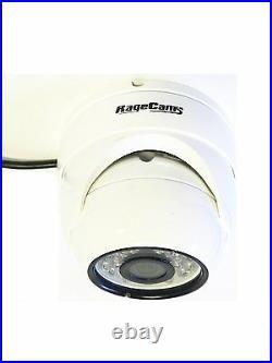 MARINE IR COLOR CAMERA REVERSE BACKUP DOCK CAM for Interphase Sonar iScan V180SE