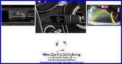 Mercedes Benz W204 C class Rearview backup reverse camera Retrofit Kit