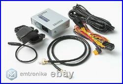 Mercedes COMAND Audio 20 NTG4.5 backup reversing camera retrofit kit W204 W212