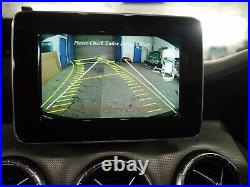 Mercedes COMAND Audio 20 NTG5 backup reverse camera retrofit kit W205 W176 W246