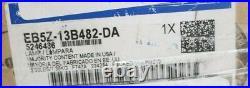 NEW OE Ford Liftgate Molding & Reverse Camera EB5Z13B482DA Explorer Police 14-15