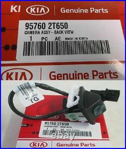OEM 2014-2015 Optima Rear Backup Reverse Rear View Parking Camera 95760 2T650