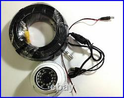 OUTDOOR Camera Mirror Reverse Image Back Up Cam FOR Truck Car Tractor-Trailer