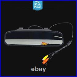 Opel Vivaro 2001 2014 Brake Light Reversing Camera Backup & Mirror Monitor