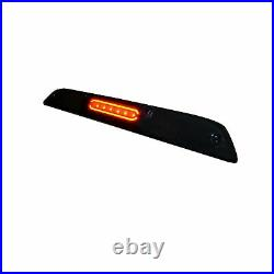 Recon Smoked LED Third Brake Light For 2017-2019 Ford Super Duty Powerstroke