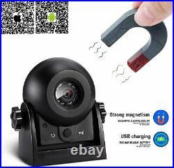 Reversing Camera Wireless, WiFi Backup Magnetic Super Night Vision /