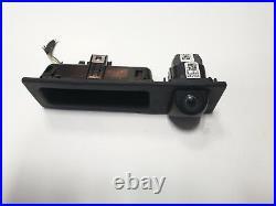 TRSVC BMW Reversing backup camera retrofit NBT CIC EVO 1 3 5 7 F10 F25 F30 F20