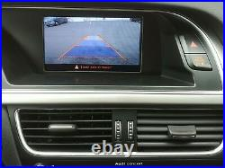 US Stock Audi A4 A5 Q5 Rear View Camera Interface Kit Reverse Backup Improved