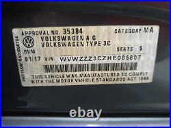 VW Passat R-Line B8 3G Backup Rear Reversing Camera 3G0827469F PAT3