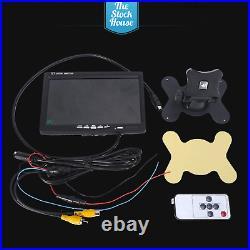 Vauxhall Vivaro 2001 2014 Brake Light Reversing Camera & 7 Monitor Backup